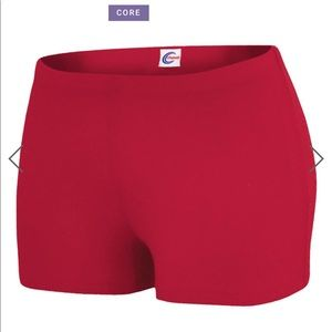 Chasse boy cut bloomers/cheer shorts